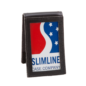 MODEL #15: UNDERCOVER BADGE/ID HOLDER - Slim Line Case Company