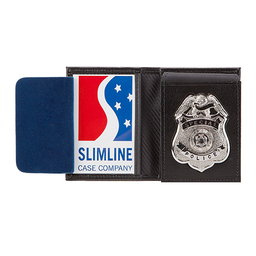 MODEL #13: 3 IN 1 BADGE CASE - Slim Line Case Company