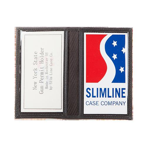MODEL #10: ID CASE (Large Size) - Slim Line Case Company