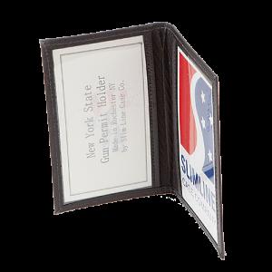 MODEL #8: ID CASE (Small Size) - Slim Line Case Company
