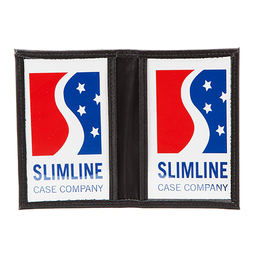 MODEL #8VF: ID CASE (Small Size) - Slim Line Case Company