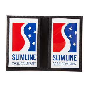 MODEL #6: OUTSIDE MOUNT BADGE CASE (Small Size) - Slim Line Case Company