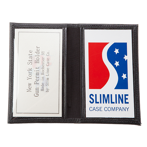 MODEL #5: OUTSIDE MOUNT BADGE CASE (Large Size) - Slim Line Case Company