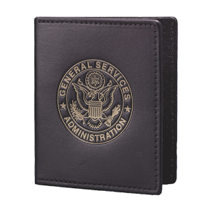 GS: GOLD STAMPING FOR BADGE CASES - Slim Line Case Company