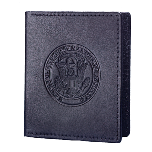 DB: DEBOSSING FOR BADGE WALLETS - Slim Line Case Company