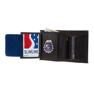 MODEL #26: BARE ESSENTIALS BADGE CASE - Slim Line Case Company