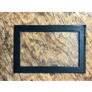 WB: WINDOW BORDER(S) FOR BADGE CASES - Slim Line Case Company